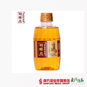 【珠三角包邮】胡姬花古法小榨花生油 400mL /瓶   2瓶/份
