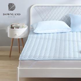 【凉席床垫二合一】英国DOWNLAND COOL-FRESH冷感席垫|控湿吸汗|可折叠易收纳