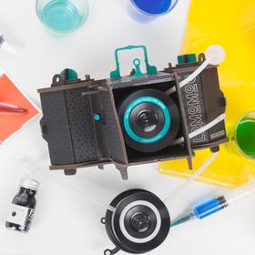 LomoMod No.1纸板DIY拼装相机(适配120格式胶卷)