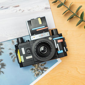 Konstruktor F 建造者自组DIY胶片相机