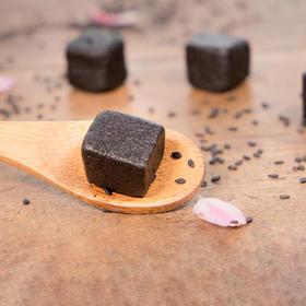 [黑芝麻小方]轻甜好吃 口感细腻 100g/盒