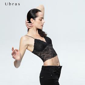 Ubras雀羽蕾丝系列Bralette文胸小胸聚拢性感内搭无钢圈UX11020