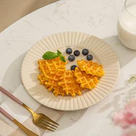 叮咚熊华夫饼 软嫩香浓 鸡蛋风味麦力格软华夫 158g*3盒