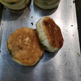韭菜饼子/个