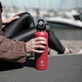 美国RevoMax可爱便携不锈钢1秒杯男女网红简约运动迷你户外保温杯
