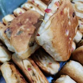 火腿饼子/个
