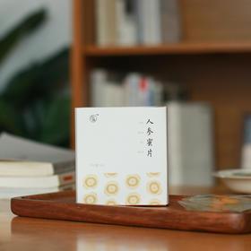 【人参蜜片】长白山野山参+滋补槐花蜜制作而成