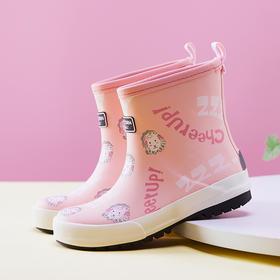 JOYCORN·动物园系列儿童雨鞋 | 萌态有趣,防水防滑,下雨天也能自在玩耍