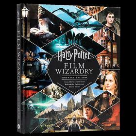 哈利波特电影魔法设定集 艺术画册 英文原版 Harry Potter F