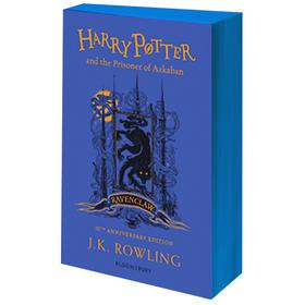 哈利波特与阿兹卡班的囚徒 拉文克劳平装版 英文原版Harry Potter