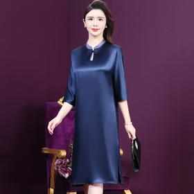 WXY-YU-9158新时尚款高雅气质连衣裙TZF