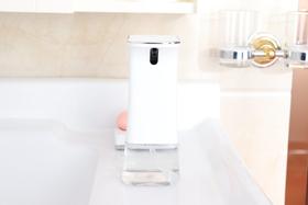 自动感应洗手液机消毒智能皂液感应泡沫洗手机免打孔