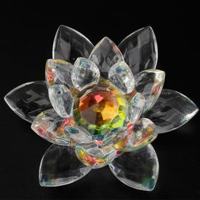 水晶水莲花