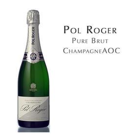 宝禄爵纯天然香槟, 法国 香槟区AOC Pol Roger Pure, Champagne AOC, France Champagne AOC