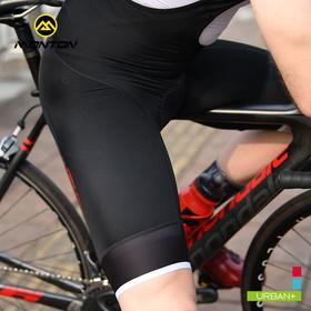 Monton脉腾19新款春夏季 骑行背带短裤 男