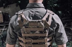 【快干-透气-防风-防水-战术衬衣!!】指挥官-速干长袖衬衫男长袖