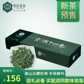2020新茶预售东裕茗茶绿茶汉中仙毫午子仙毫雀舌100g盒装