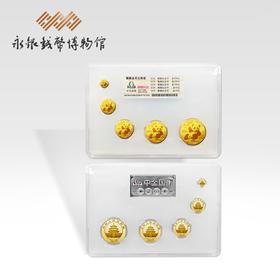 2020普制熊猫金币套装首发认证版
