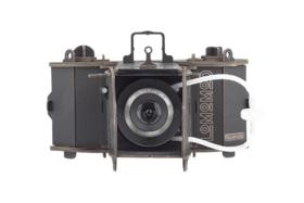 LomoMod No.1 DIY 纸板相机 中画幅胶片相机 120格式组装拼装相机