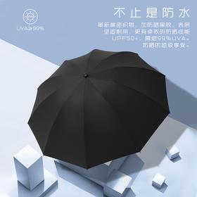 【超防晒UPF50+ 隔绝99%UVA】自动折叠小巧全自动伞 方便携带晴雨两用