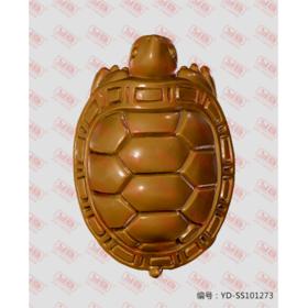 YD-SS101273 乌龟 立体圆雕图纸