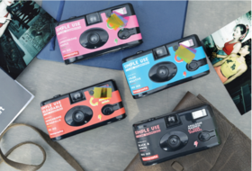 Lomography Simple use 即开即用胶片相机 - 三色选择 可重新上卷