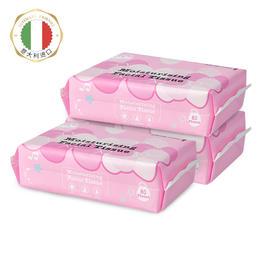 我的贴心蜜友(intimate friends)棉柔洁面巾(添加保湿因子)1包装/2包装/ 3包装  IF02-004