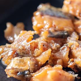 赛里木湖即食高白鲑鱼块(原味  麻辣味) 黄金酥  200g/袋