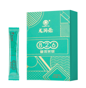 【拯救肥宅】龙润普洱茶萃 便携速溶装云南普洱熟茶 单盒装