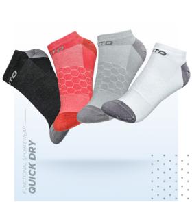 新品UTO银离子袜2.0两双装