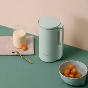 mokkom破壁机家用加热全自动小型迷你豆浆榨汁机多功能料理机