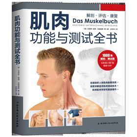 肌肉功能与测试全书:解剖、评估、康复