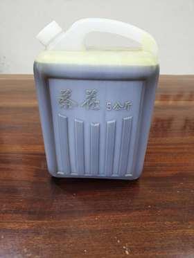 玉山县 菜籽油10斤装【农户土榨】