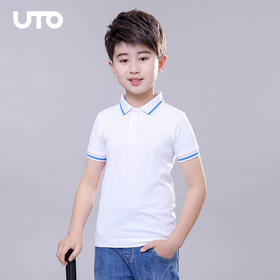型系列炫型款儿童运动POLO衫