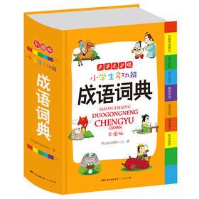【开心图书】彩图版小学生多功能成语词典