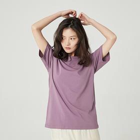 【99两件】麻衣森活精梳棉T恤男女同款