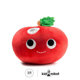 Kidrobot 美味世界系列毛绒玩具 红苹果 Yummy World Ally and Sally