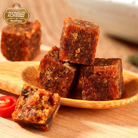 姑娘追牛肉粒 多种口味组合 香辣烧烤五香味  88g*3