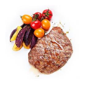 哈桑精制牛排(4片) 150g*4 不带料包