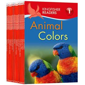翠鸟分级读物系列第1级英文原版Kingfisher Readers Level 1 14册