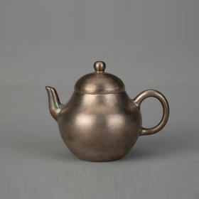 银釉思亭壶
