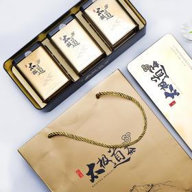 【2020春茶上新】太极道茶抒剑礼盒装400g