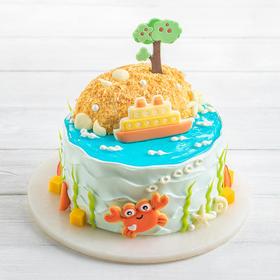 海洋星球-儿童蛋糕(遵义)