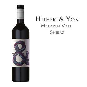 漫山麦克拉伦谷设拉子, 澳大利亚麦克拉伦山谷 Hither & Yon Mclaren Vale Shiraz, Australia McLaren Vale