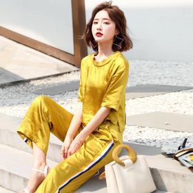 CQ-ASG2013新款韩版时尚休闲两件套TZF