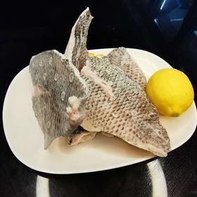 调理无骨罗非鱼片烤鱼饭10㎏*75片
