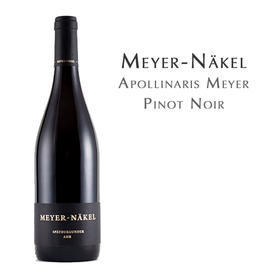 美亚内克尔黑比诺红葡萄酒,德国 阿尔 Meyer-Näkel Apollinaris Meyer Pinot Noir, Germanny Ahr