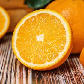 【超值拼团】秭归伦晚橙 现摘现发 橙子果大皮薄 汁多味美 肉质细嫩 5斤装/8斤装