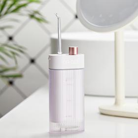 贝医生·随身冲牙器 | 小如iPhone,随时剔走脏东西,牙齿洁净更白亮