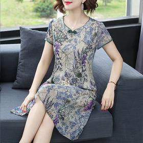 MQ-FHSQ98159新款时尚洋气连衣裙TZF